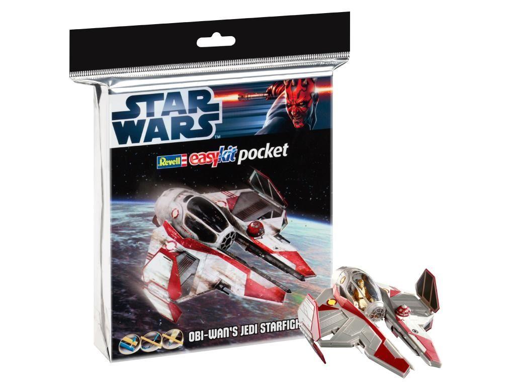 Сглобяем модел Revell - Obi Wan's Jedi Starfighter - 2