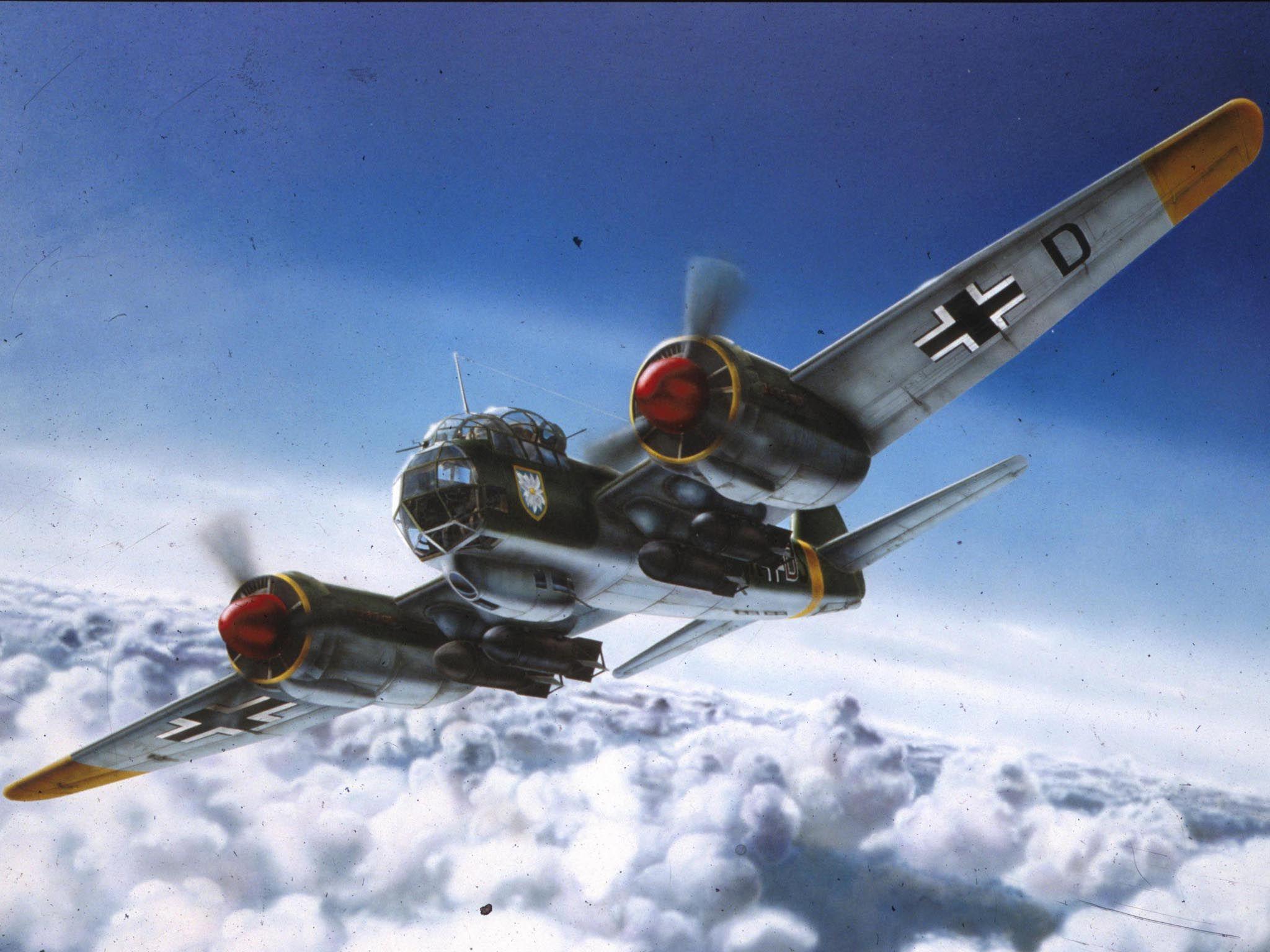 Сглобяем модел на военен самолет Revell - Ju 88 A-4/ D-1 (04130) - 2
