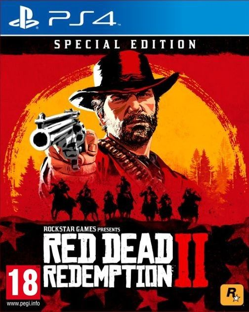 Red Dead Redemption 2 Special Edition (PS4) - 1