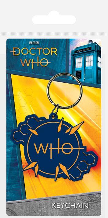 Ключодържател Pyramid - Doctor Who: Insignia - 1