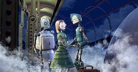Роботи (DVD) - 7