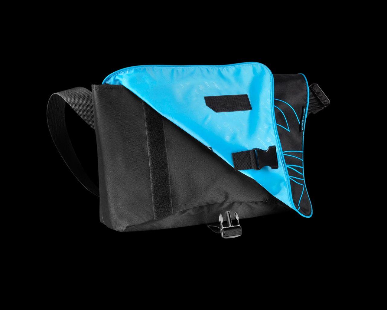 ROCCAT Into Street-Proof Messenger Bag - 5