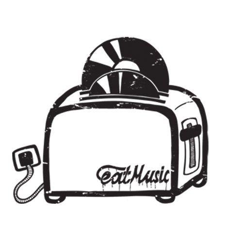 Тениска RockaCoca Toaster, бяла, размер XL - 2