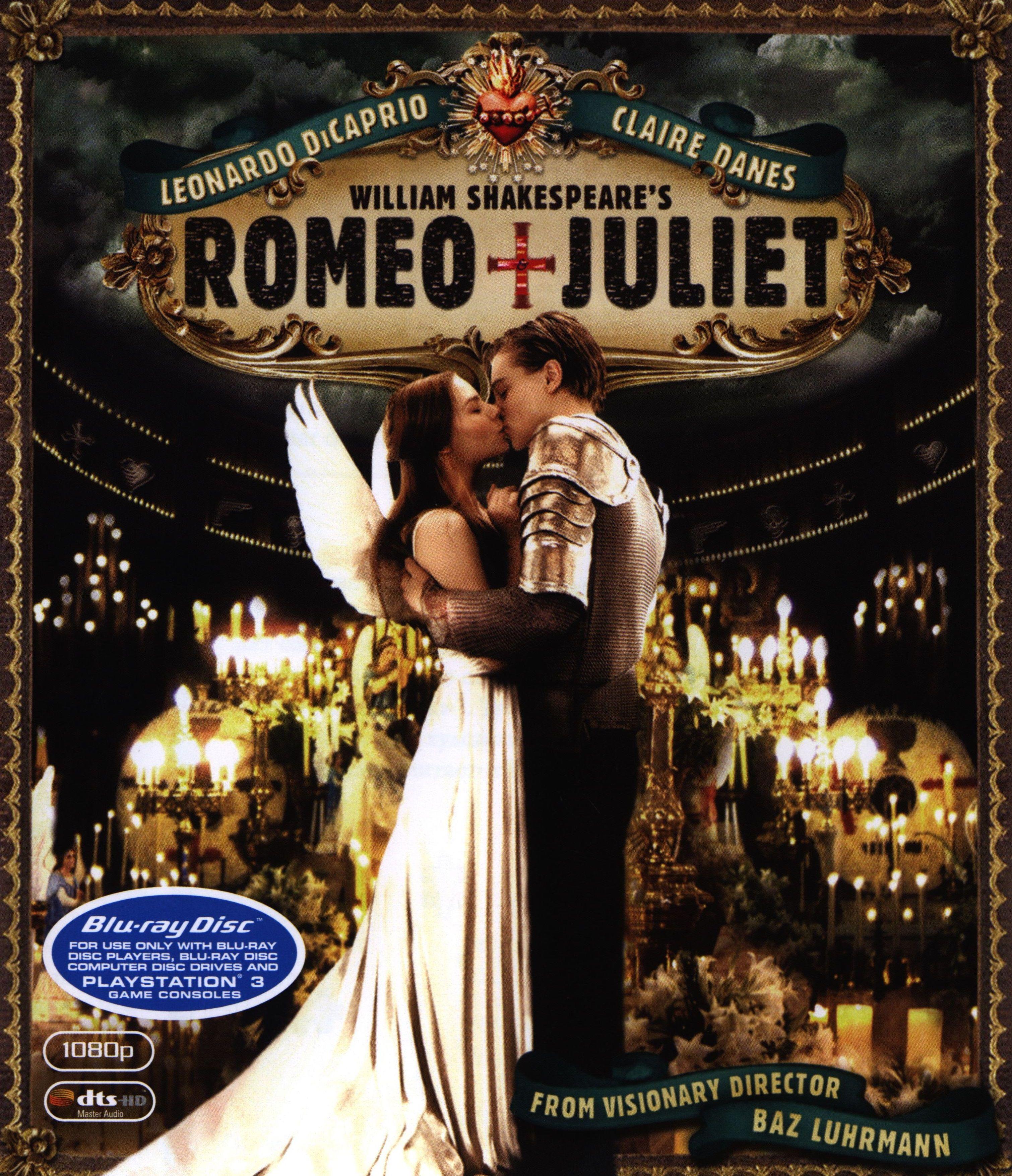 Ромео и Жулиета (Blu-Ray) - 1
