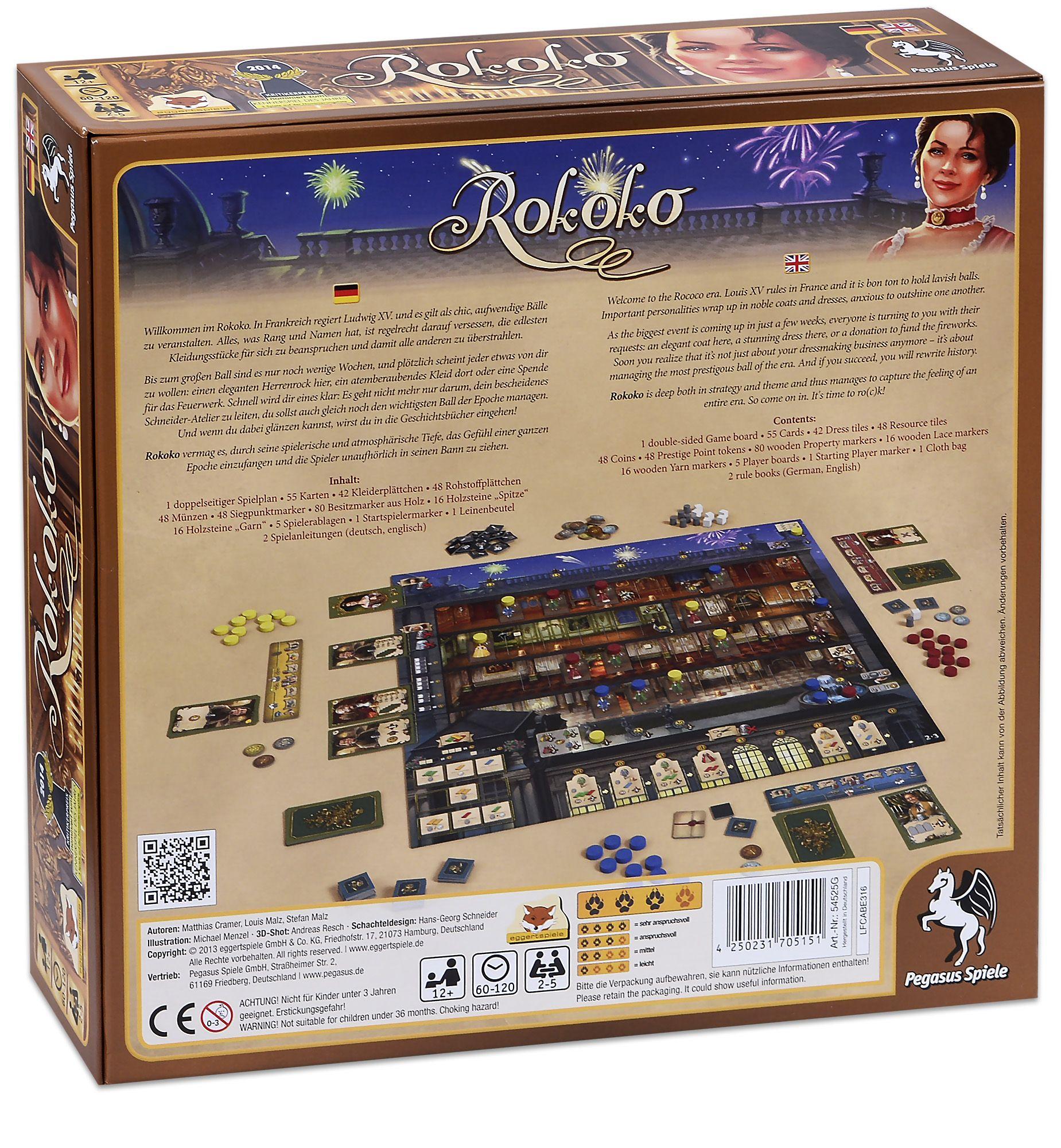 Настолна игра Rokoko - 2