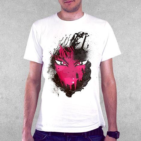Тениска RockaCoca Soul, бяла, размер S - 2