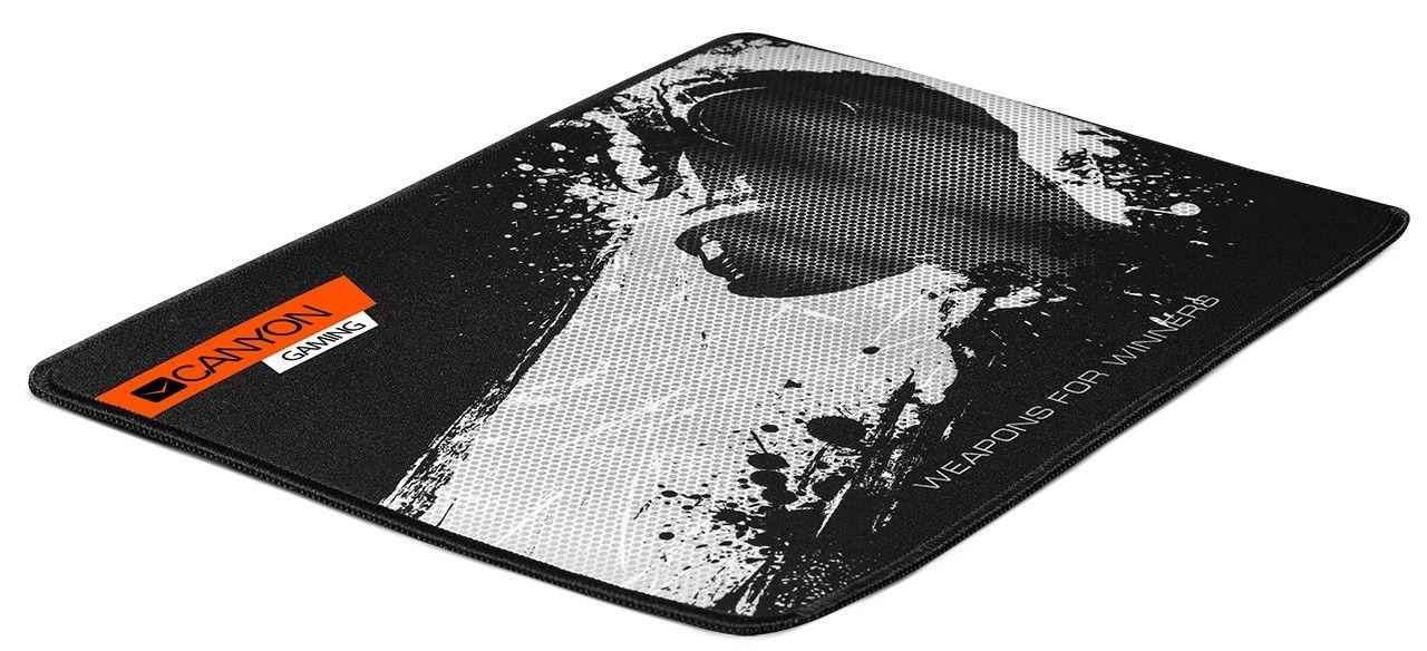 Гейминг комплект Canyon - Leonof, черен - 5