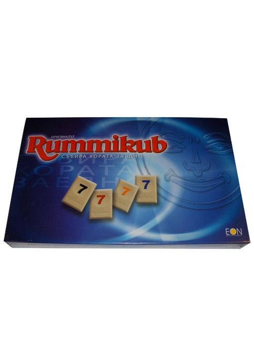 Rummikub - 1