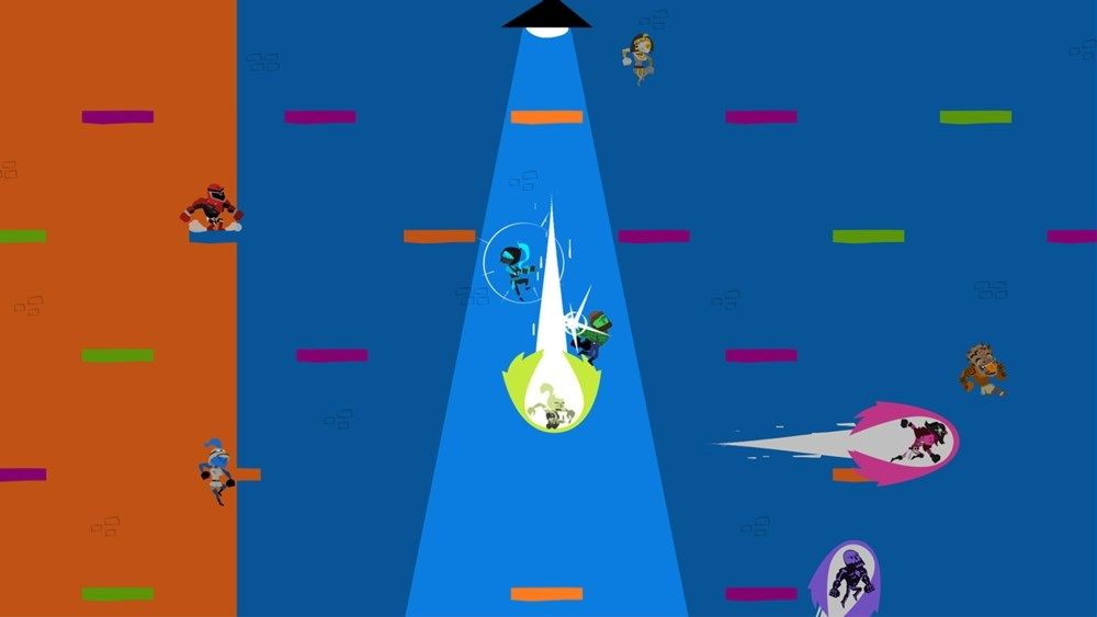 Runbow Deluxe Edition (PS4) - 5