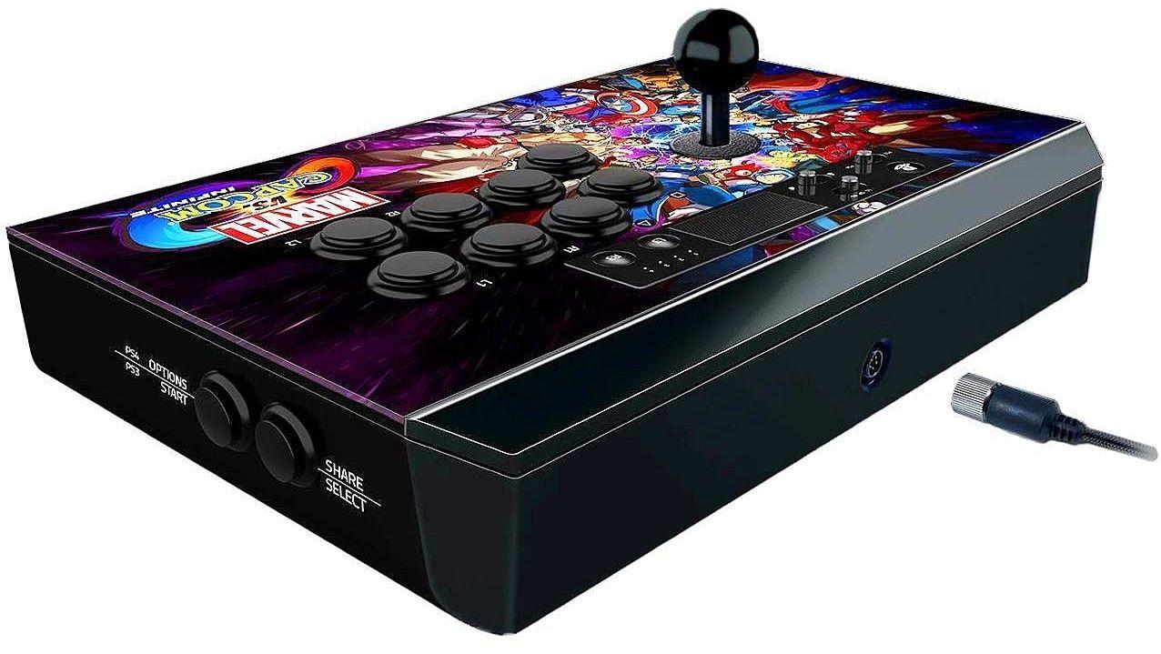 Контролер Razer Panthera Marvel vs. Capcom Infinite Edition - 3