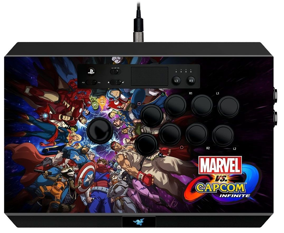 Контролер Razer Panthera Marvel vs. Capcom Infinite Edition - 1