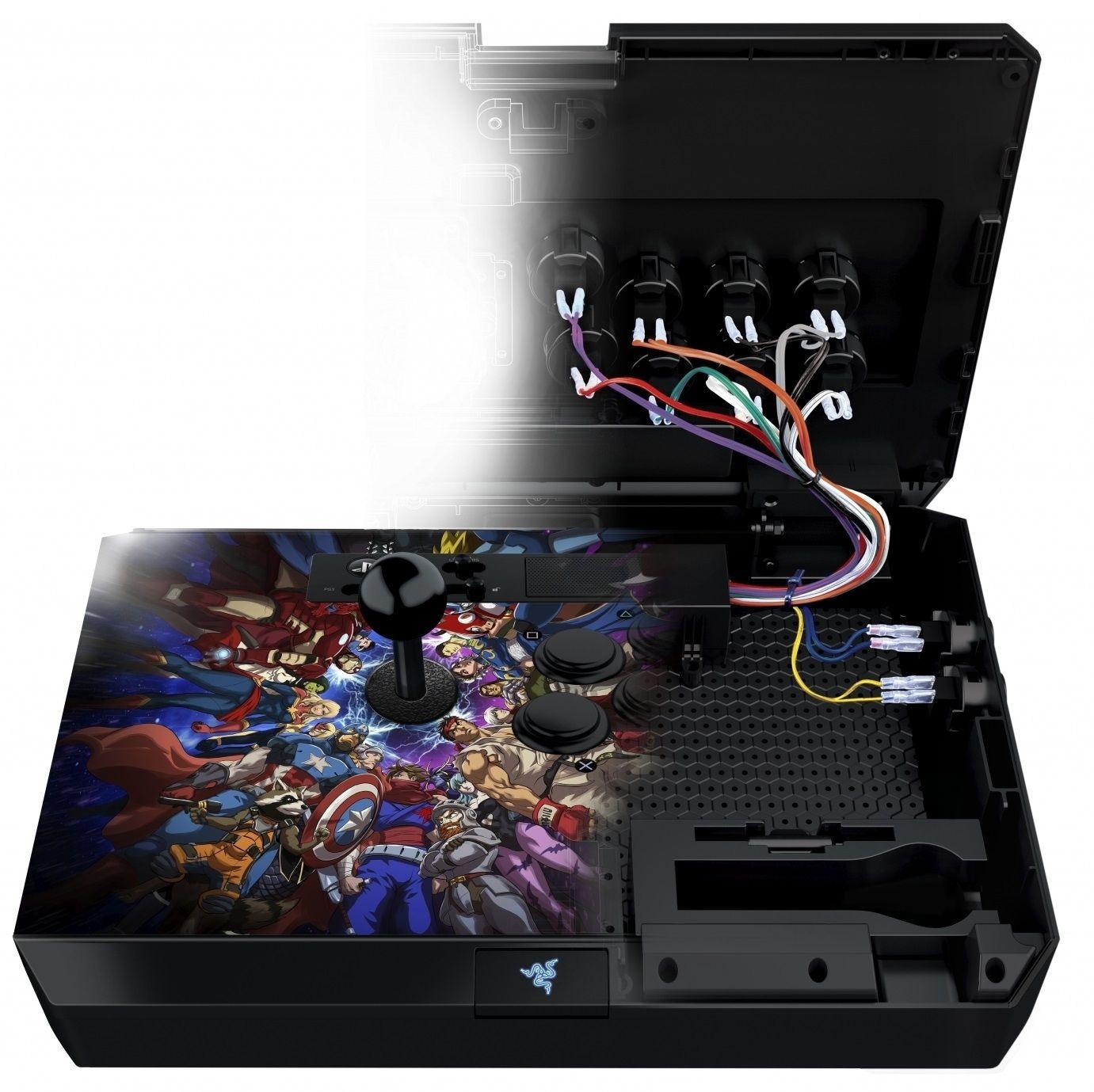 Контролер Razer Panthera Marvel vs. Capcom Infinite Edition - 4