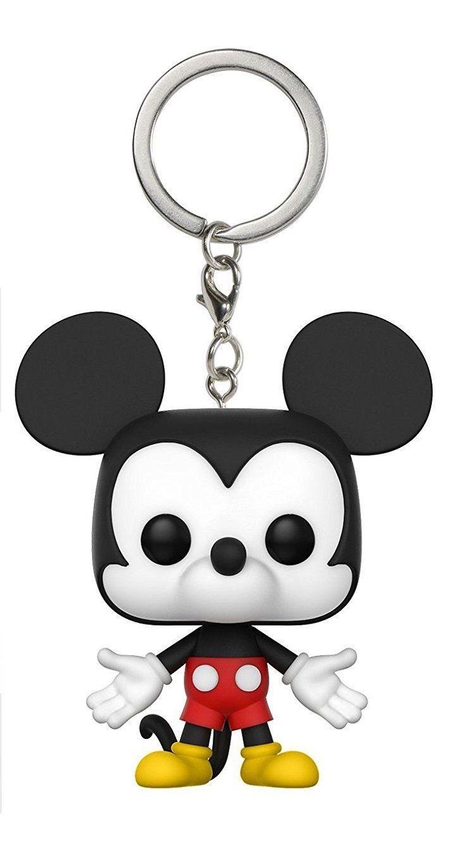 Ключодържател Funko Pocket Pop! Disney Mickey Mouse, 4 cm - 1