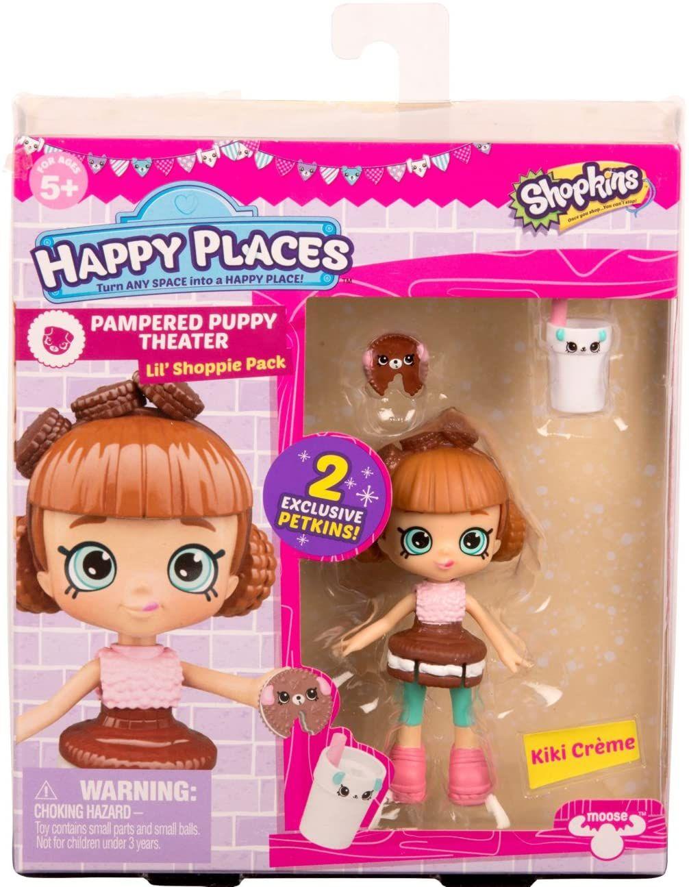 Фигурка Shopkins Happy Places - Kiki Crеme, Серия 3 - 1