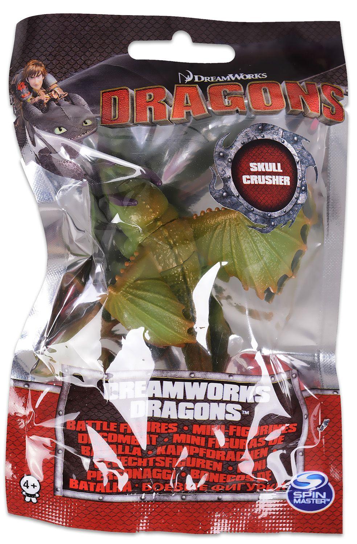 Мини фигурка-изненада Spin Master Dragons Deluxe - 1