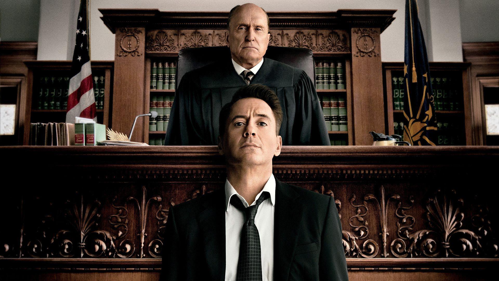 Съдията (Blu-Ray) - 4