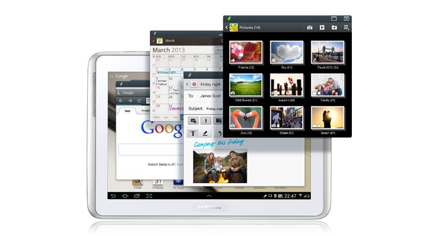 Samsung GALAXY NOTE 10.1 16GB (GT-N8000) - 16