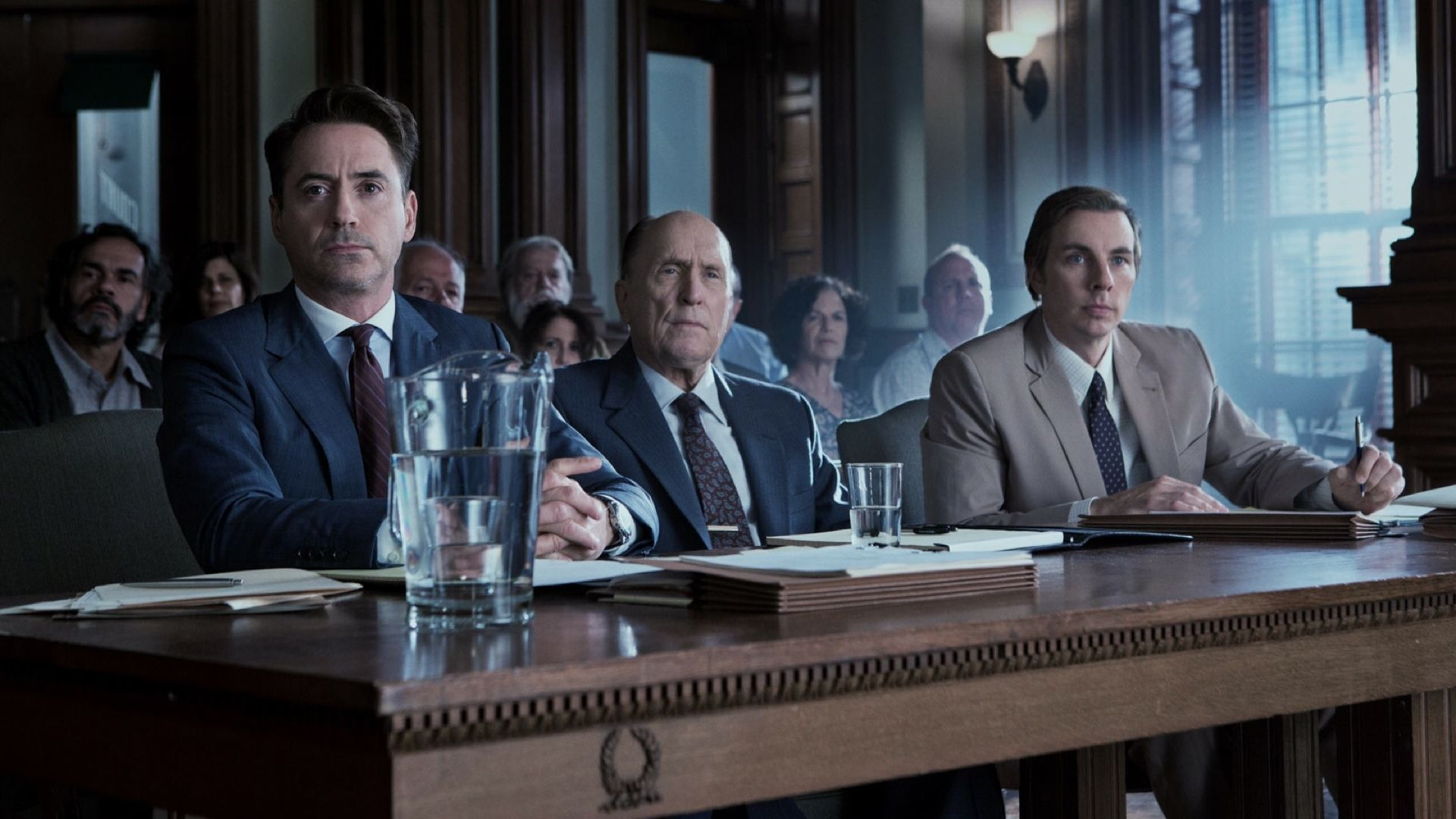 Съдията (Blu-Ray) - 7