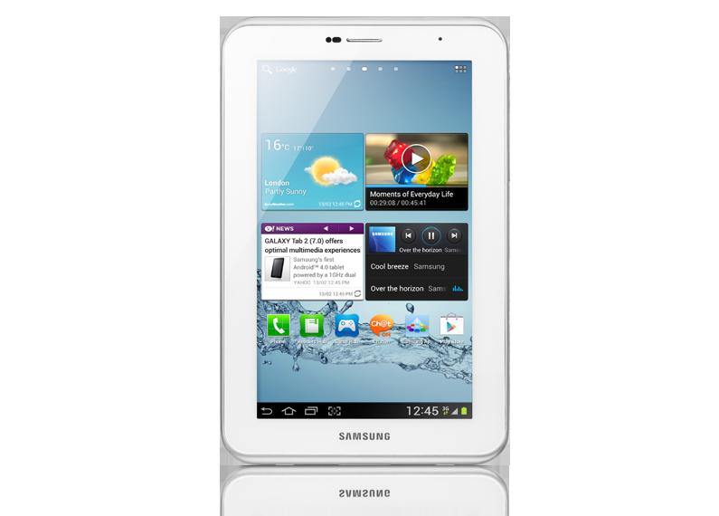 """Samsung GALAXY TAB 2 7.0"""" (GT-P3100) - 6"""