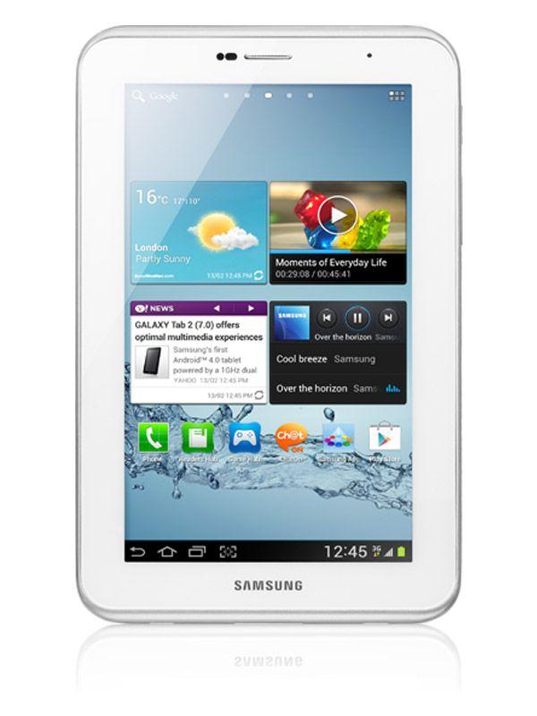 """Samsung GALAXY TAB 2 7.0"""" (GT-P3100) - 1"""