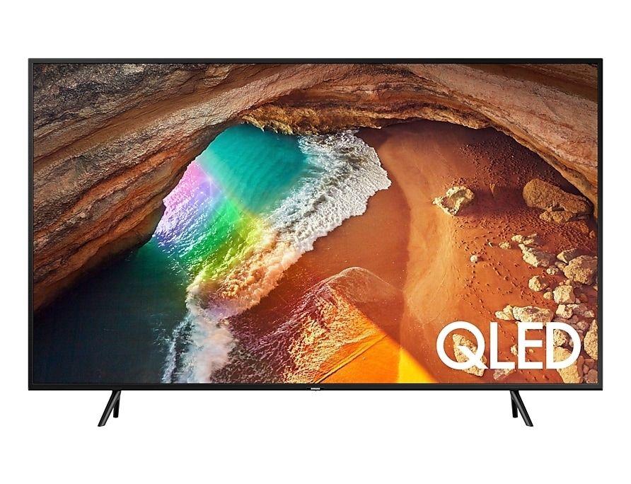 """Смарт телевизор Samsung 49Q60 - 49"""", 4K, QLED - 1"""