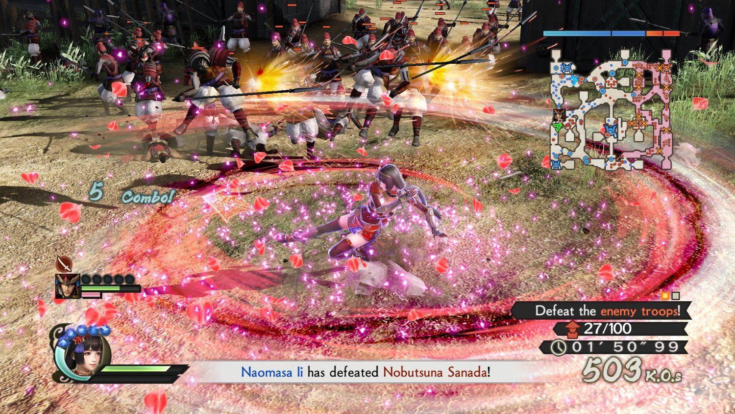 Samurai Warriors 4-II (PS4) - 4