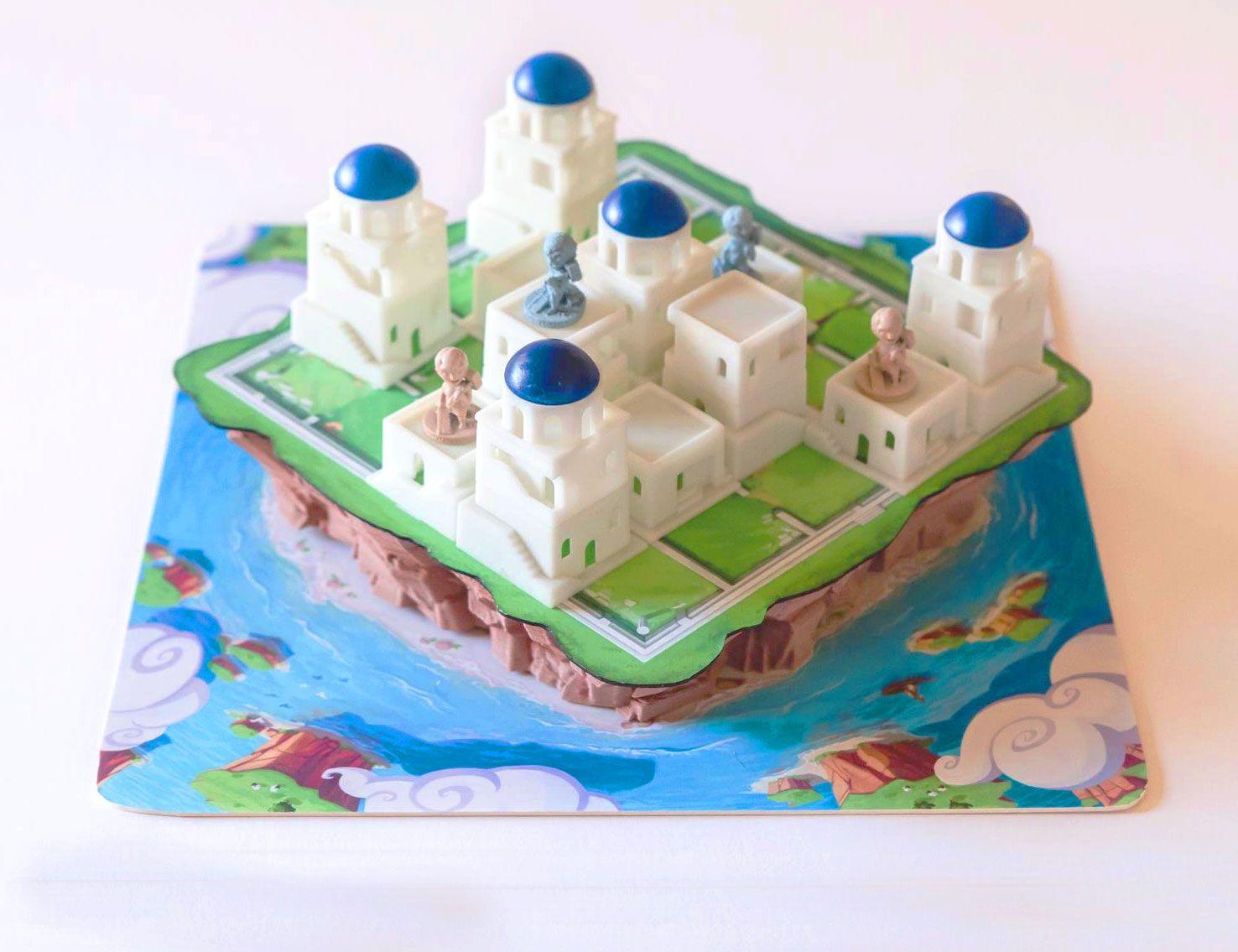 Настолна игра Santorini - 5