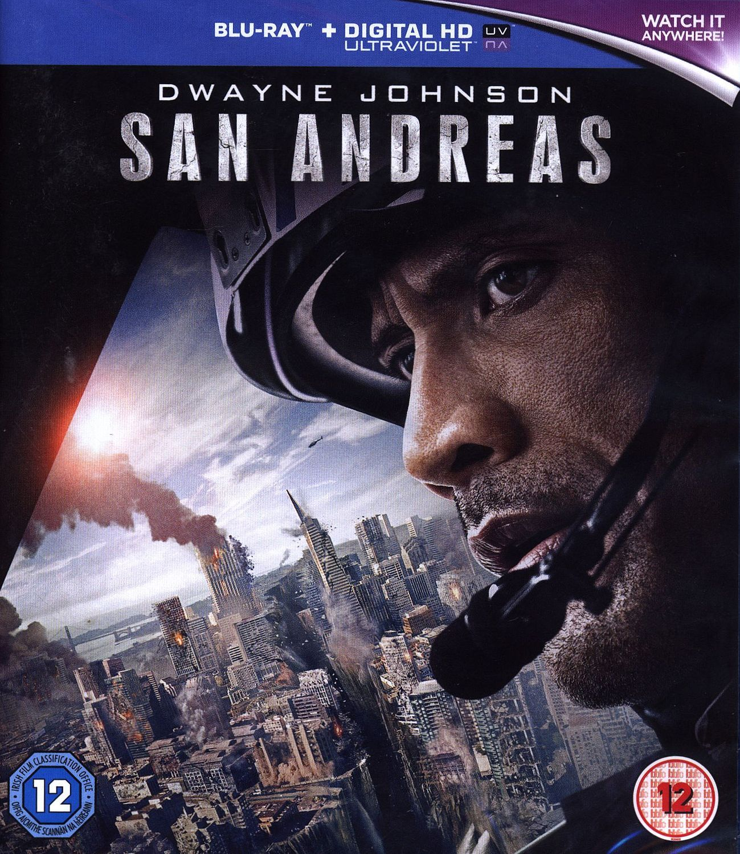 San Andreas (Blu-Ray) - 1