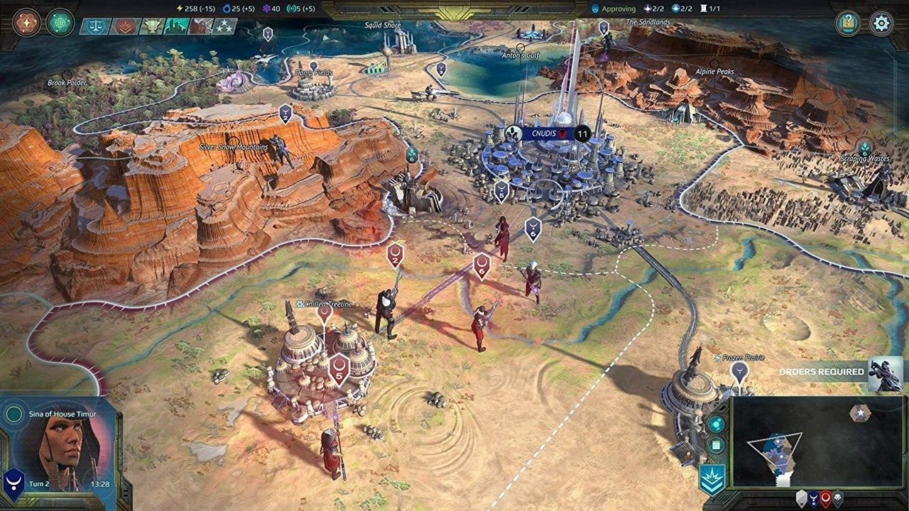 Age of Wonders: Planetfall - Day One Edition (PC) - 7