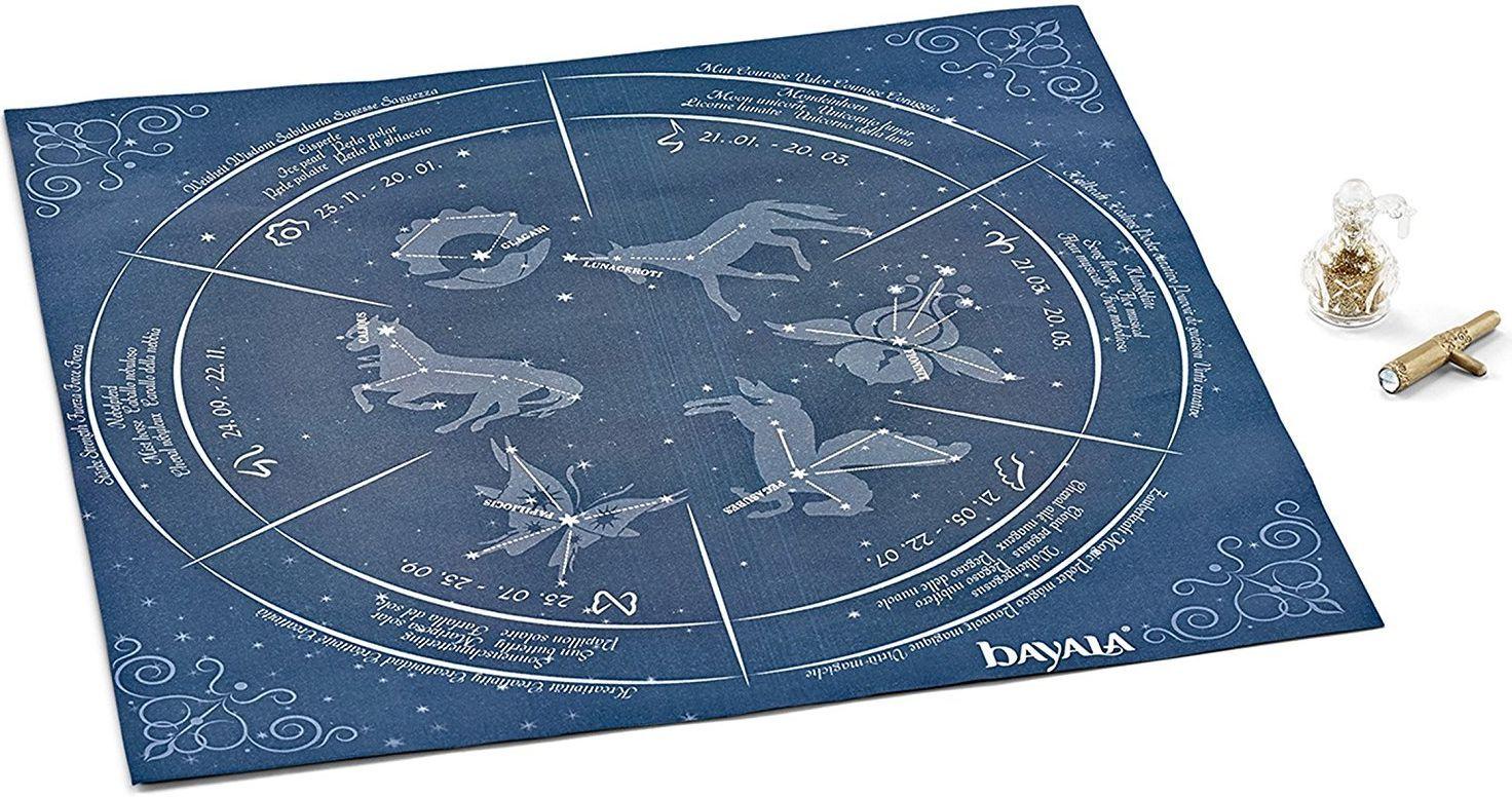 Комплект фигурки Schleich от серията Баяла Илорис - Телескоп и звездна карта - 1