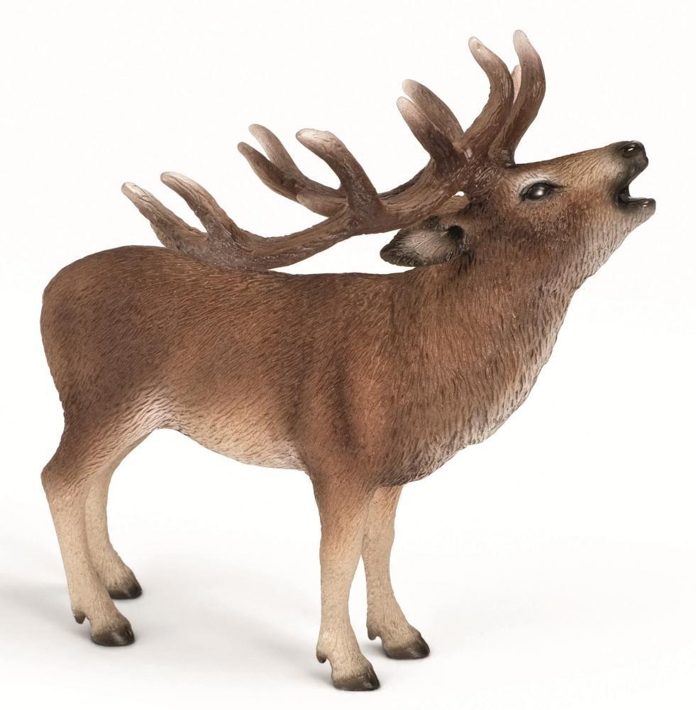 Фигурка Schleich от серията Дивия живот - Животните в Европа: Елен - 1