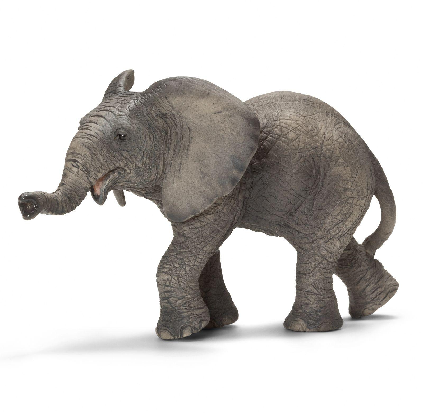 Фигурка Schleich от серията Дивия живот - Африка: Африканско слонче - 1