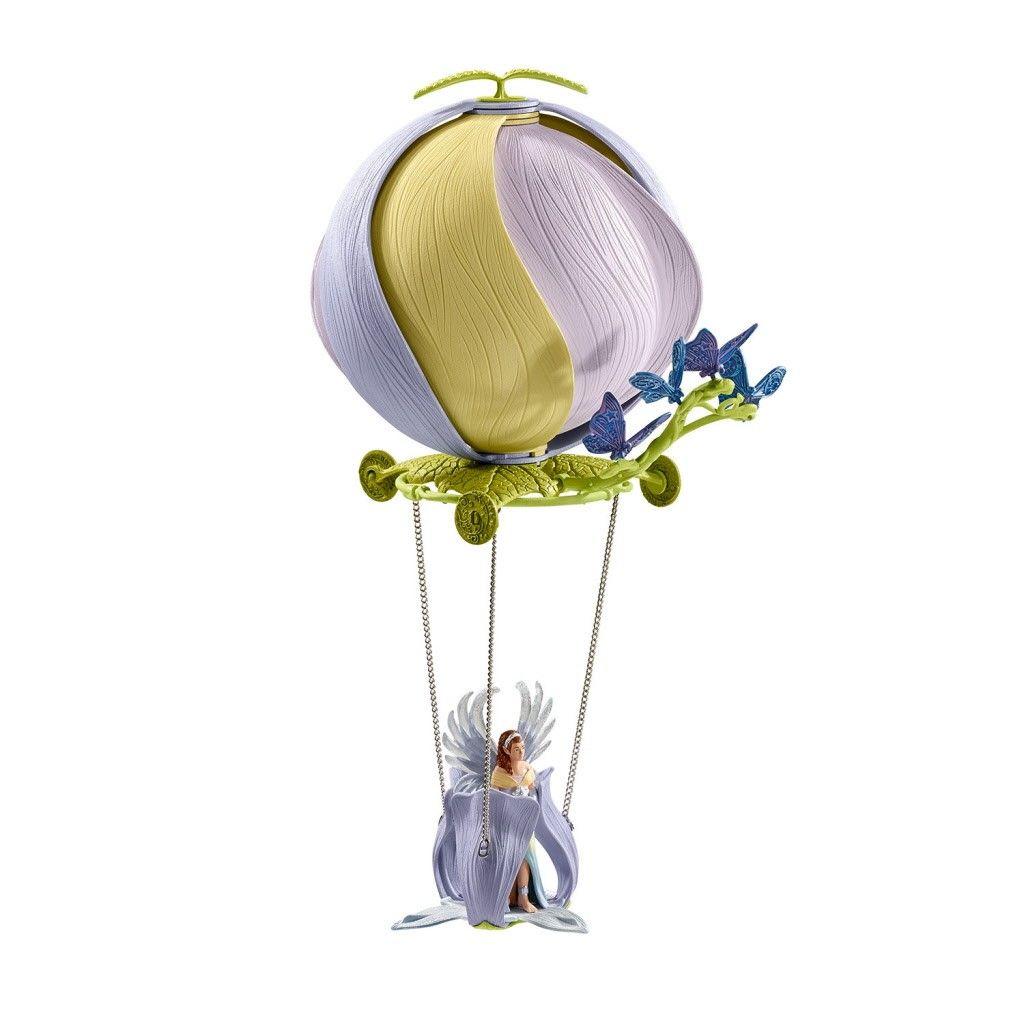 """Фигурка Schleich от серията """"Аксесоари към Баяла"""": Вълшебен елфически балон - 1"""