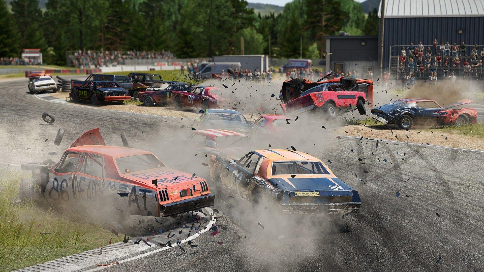 Wreckfest (PS4) - 7