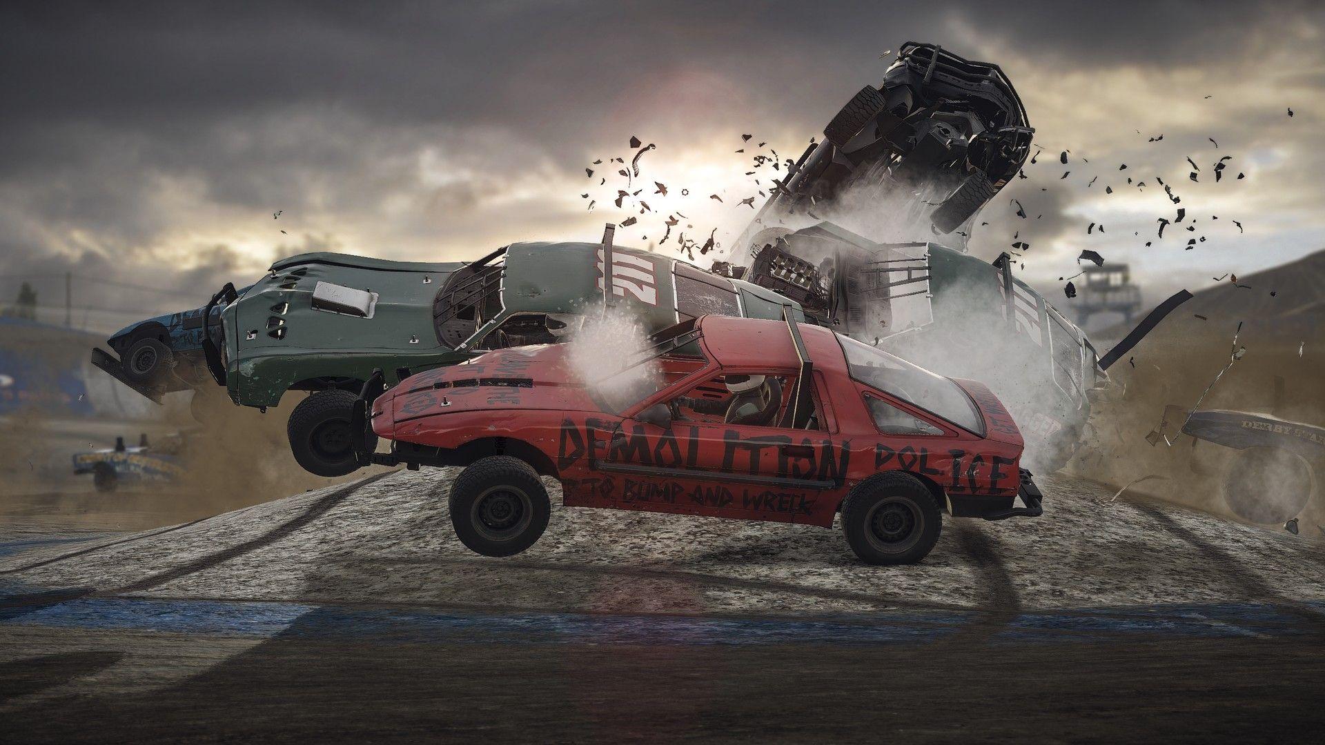 Wreckfest (PS4) - 4