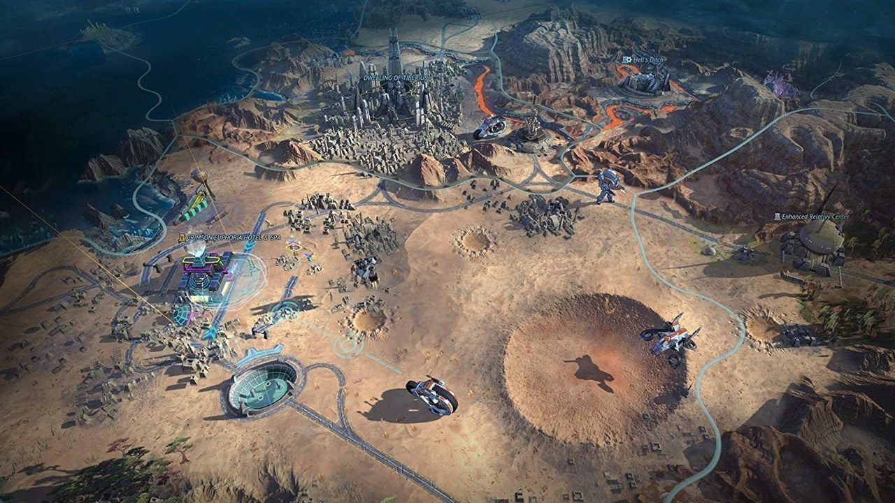 Age of Wonders: Planetfall - Day One Edition (PC) - 8