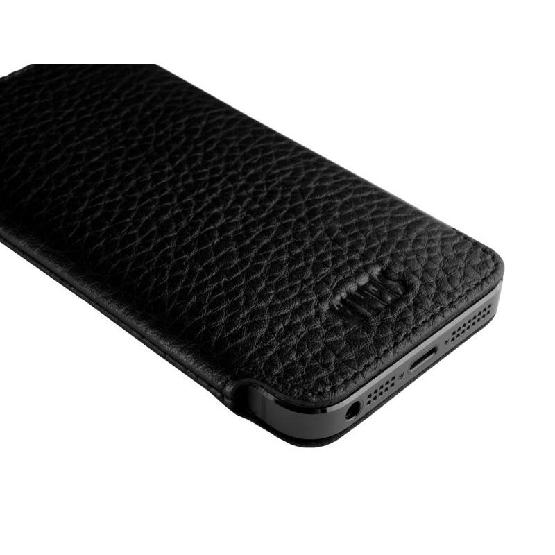 SENA Ultraslim Pouch за iPhone 5 -  черен - 5