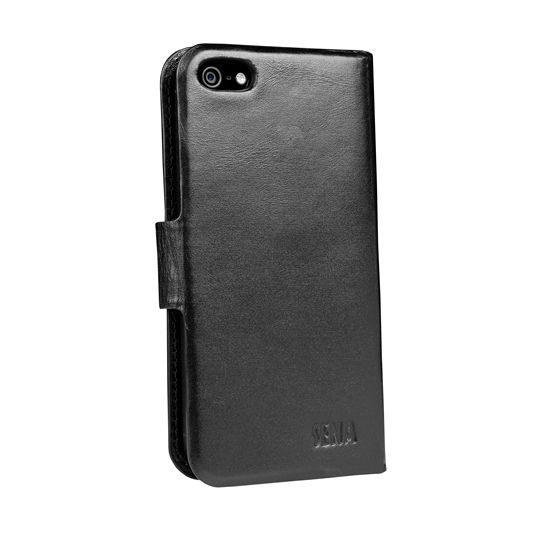 SENA Magia Walet за iPhone 5 -  черен - 3
