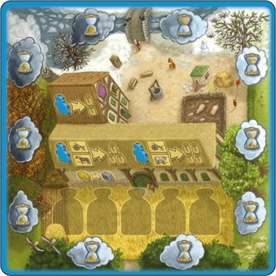 Настолна игра Селище - 4