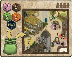 Настолна игра Селище - 6