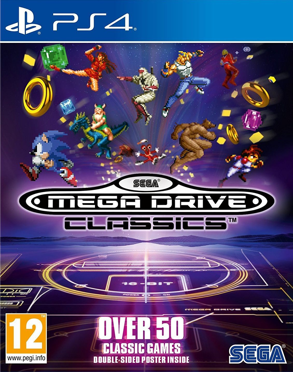 SEGA Mega Drive Classics (PS4) - 1