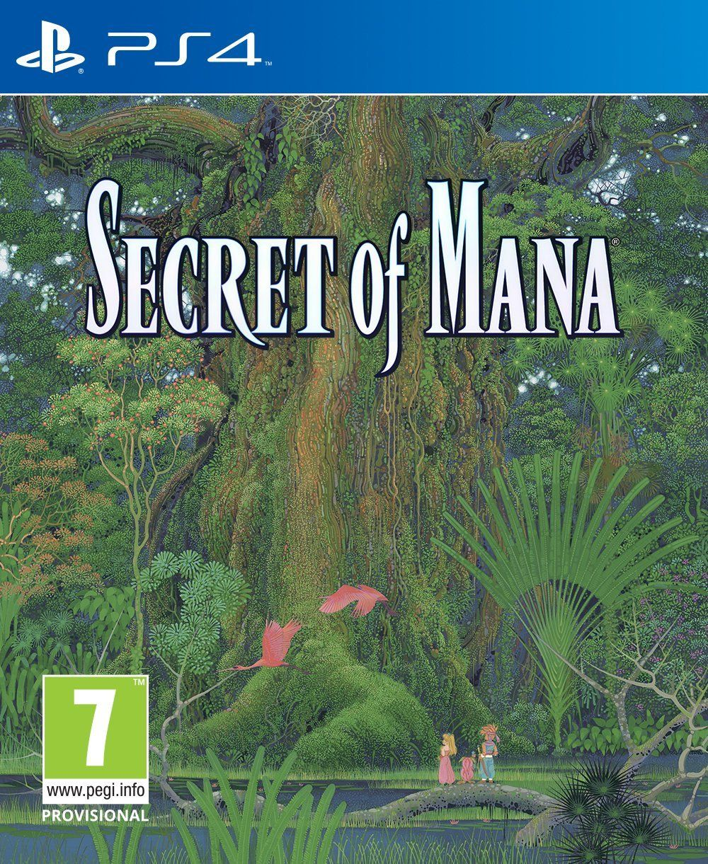 Secret of Mana (PS4) - 1