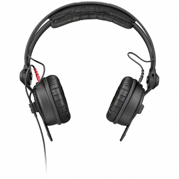 Слушалки Sennheiser HD 25-1 II Basic Edition - черни - 2