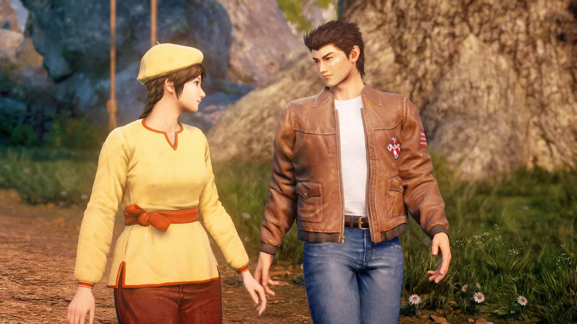 Shenmue III - Day One Edition (PS4) - 3