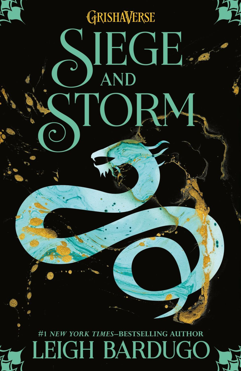 Shadow and Bone: Siege and Storm - 1