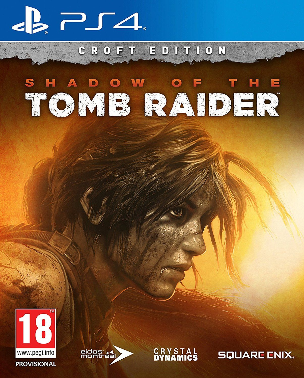 Shadow Of The Tomb Raider Croft Edition (PS4) - 1