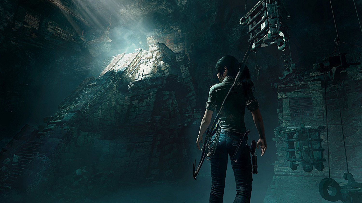 Shadow Of The Tomb Raider Croft Edition (PS4) - 9