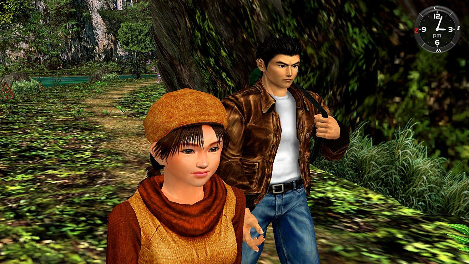 Shenmue 1 & 2 Remaster (Xbox One) - 5