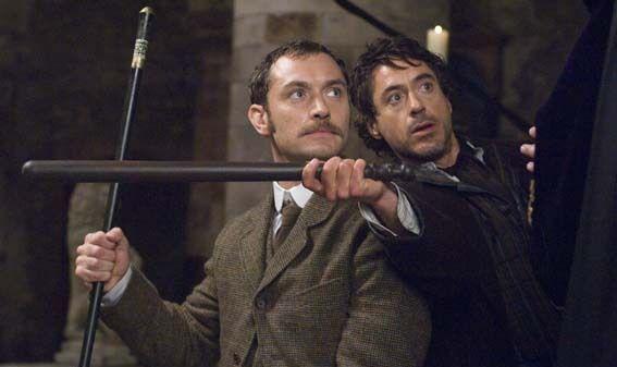 Шерлок Холмс (Blu-Ray) - 7