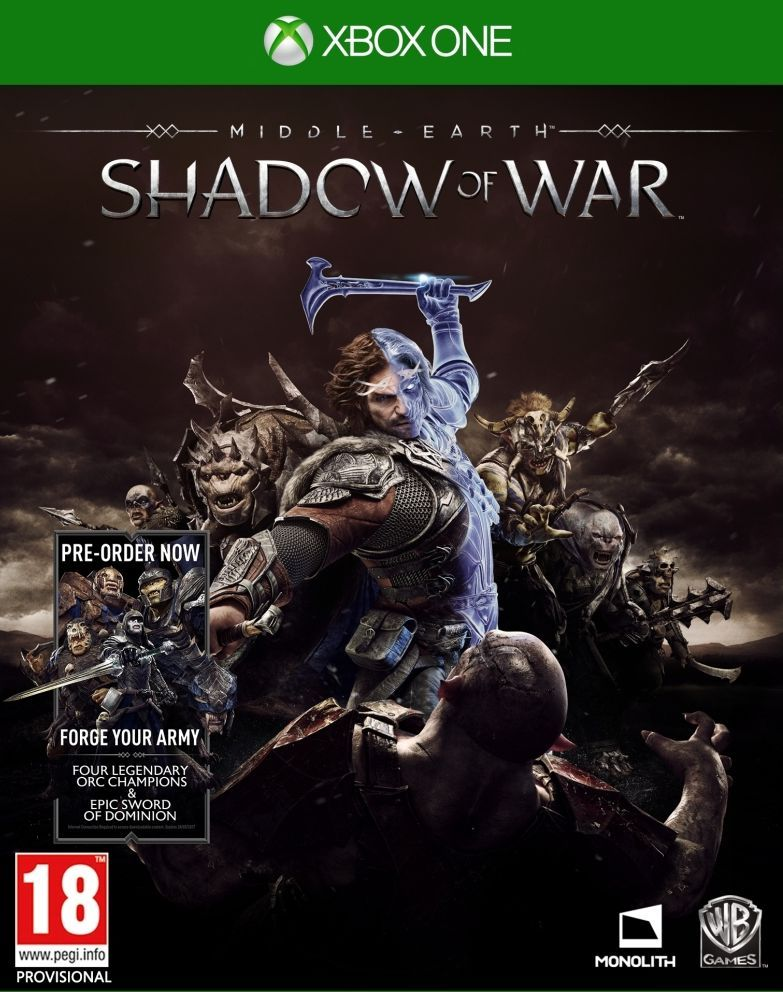 Middle-earth: Shadow of War (Xbox One) - 1